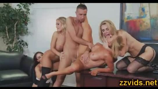 Hot orgy with nicole aniston