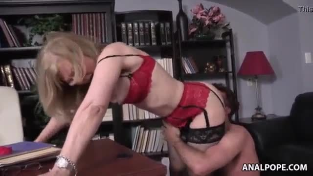 Nina hartley fucks her stepson